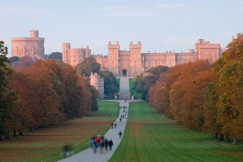 Castello di Windsor - Inghilterra