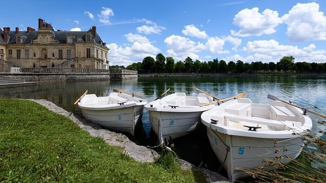 castello fontainebleau
