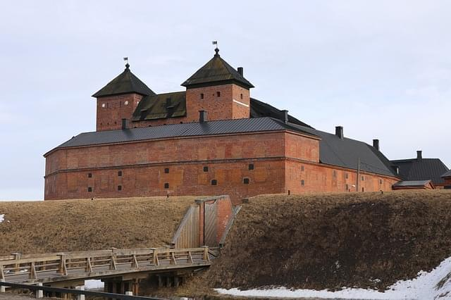 castello fortezza hameenlinna 1