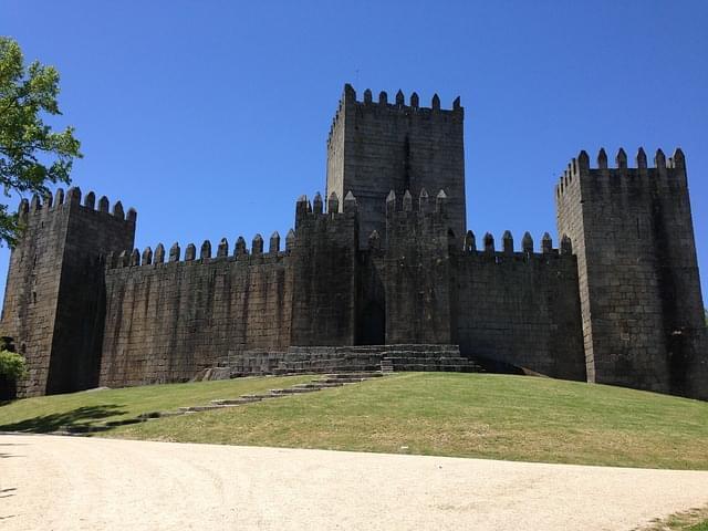 castello guimaraes portogallo