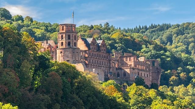 castello heidelberg