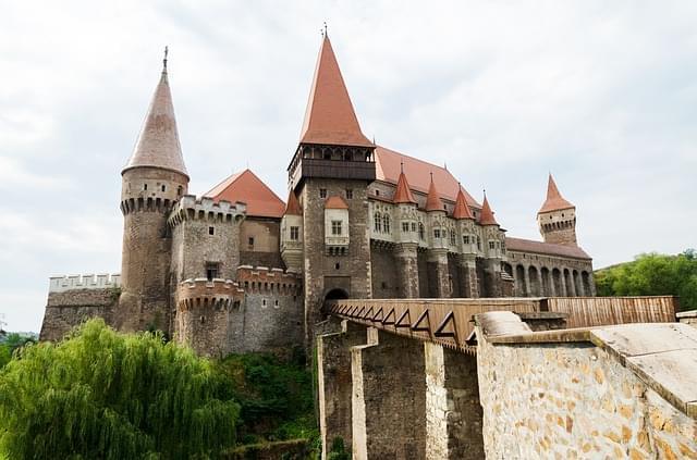 castello medievale coblenza