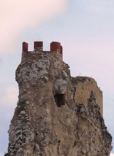 castello pietrarossa caltanissetta