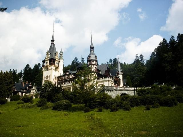 castello romania peles transilvania 1