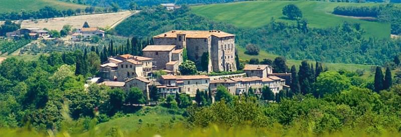 Castello di Sismano