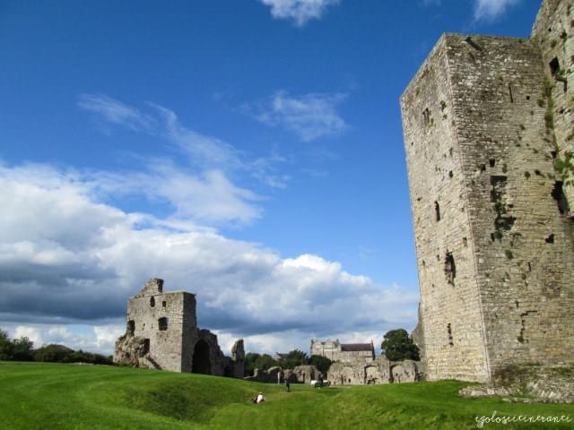 castello di trim irlanda