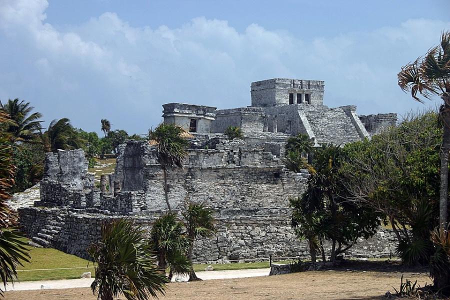 castillo tulum