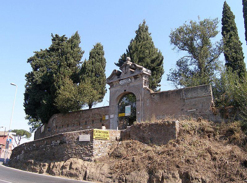 Catacombe di San Callisto (Roma)