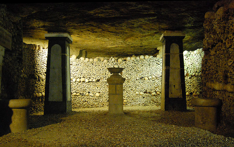 Catacombes De Paris 1