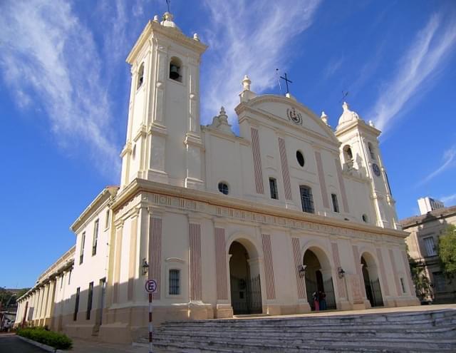 catedral de asuncion paraguay