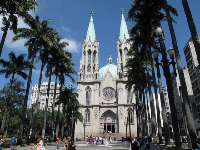 catedral sao paulo