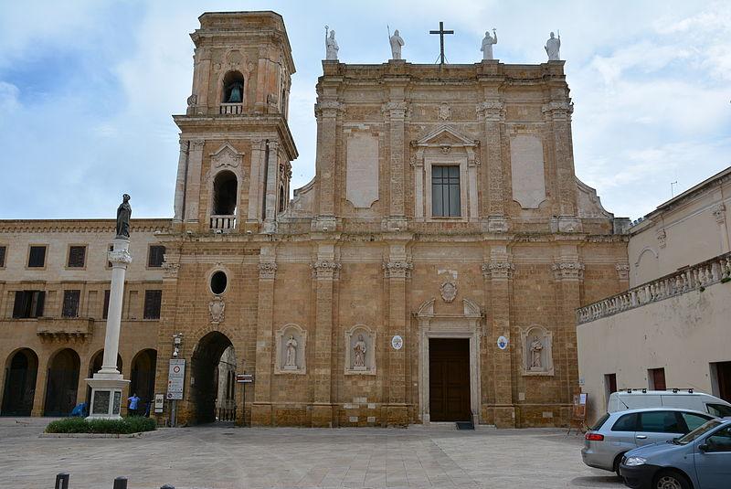 brindisi cattedrale