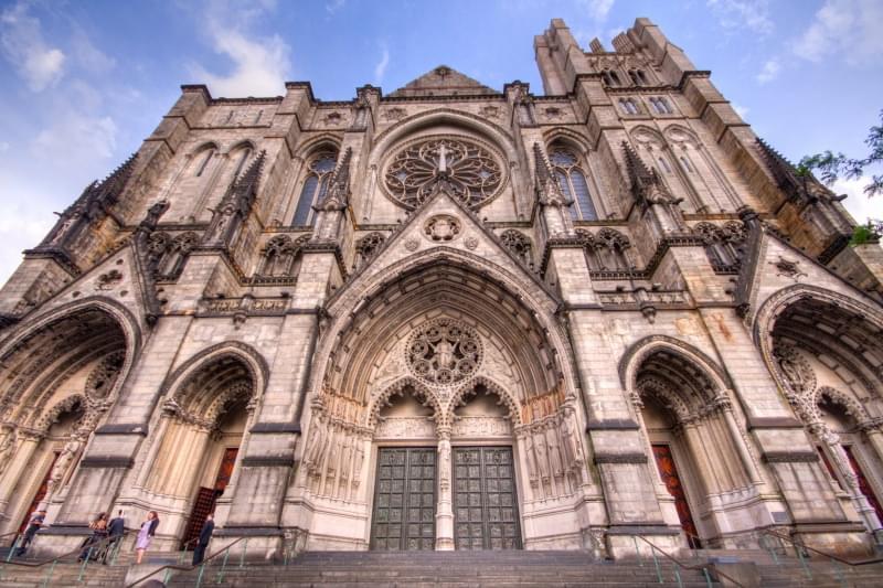 Cattedrale di Saint John the Divine, New York (USA)