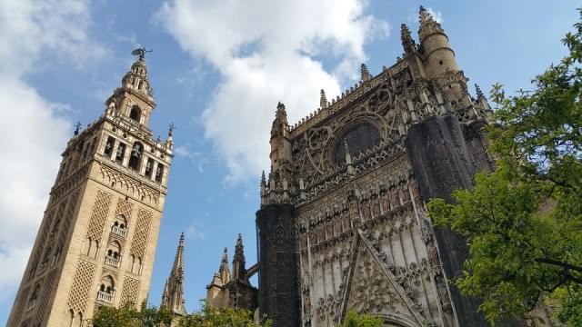 Cattedrale-di-Siviglia