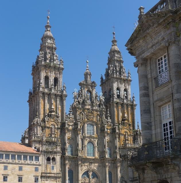 cattedrale di santiago de chile