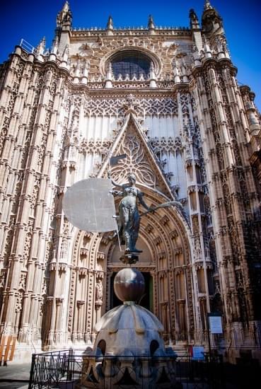 cattedrale di siviglia spagna