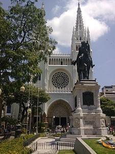 cattedrale metropolitana di guayaquil