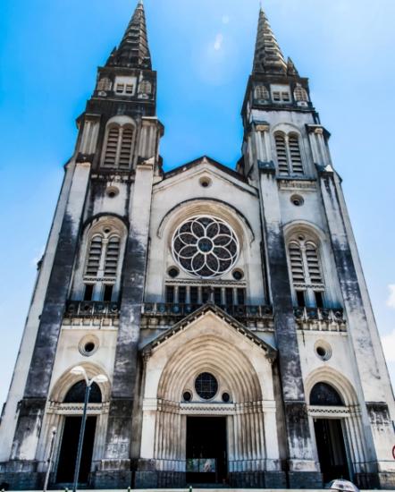 cattedrale metropolitana fortaleza