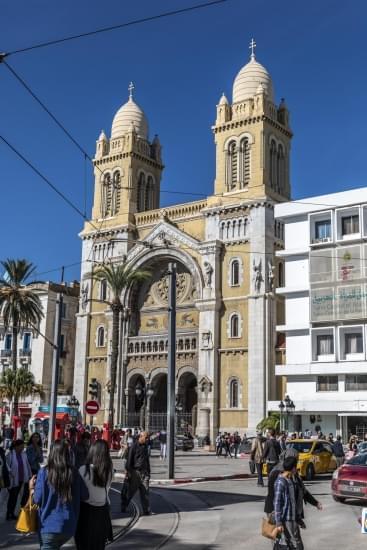 cattedrale tunisi