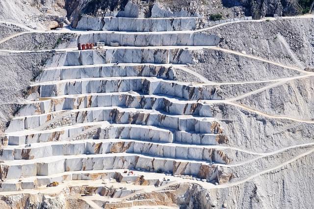 toscana cava marmo apuane carrara