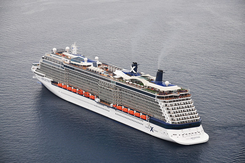 10 - Celebrity Reflection - Celebrity Cruises
