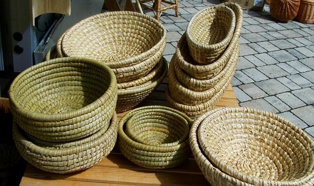 creazioni artigialianali del villaggio artigianale