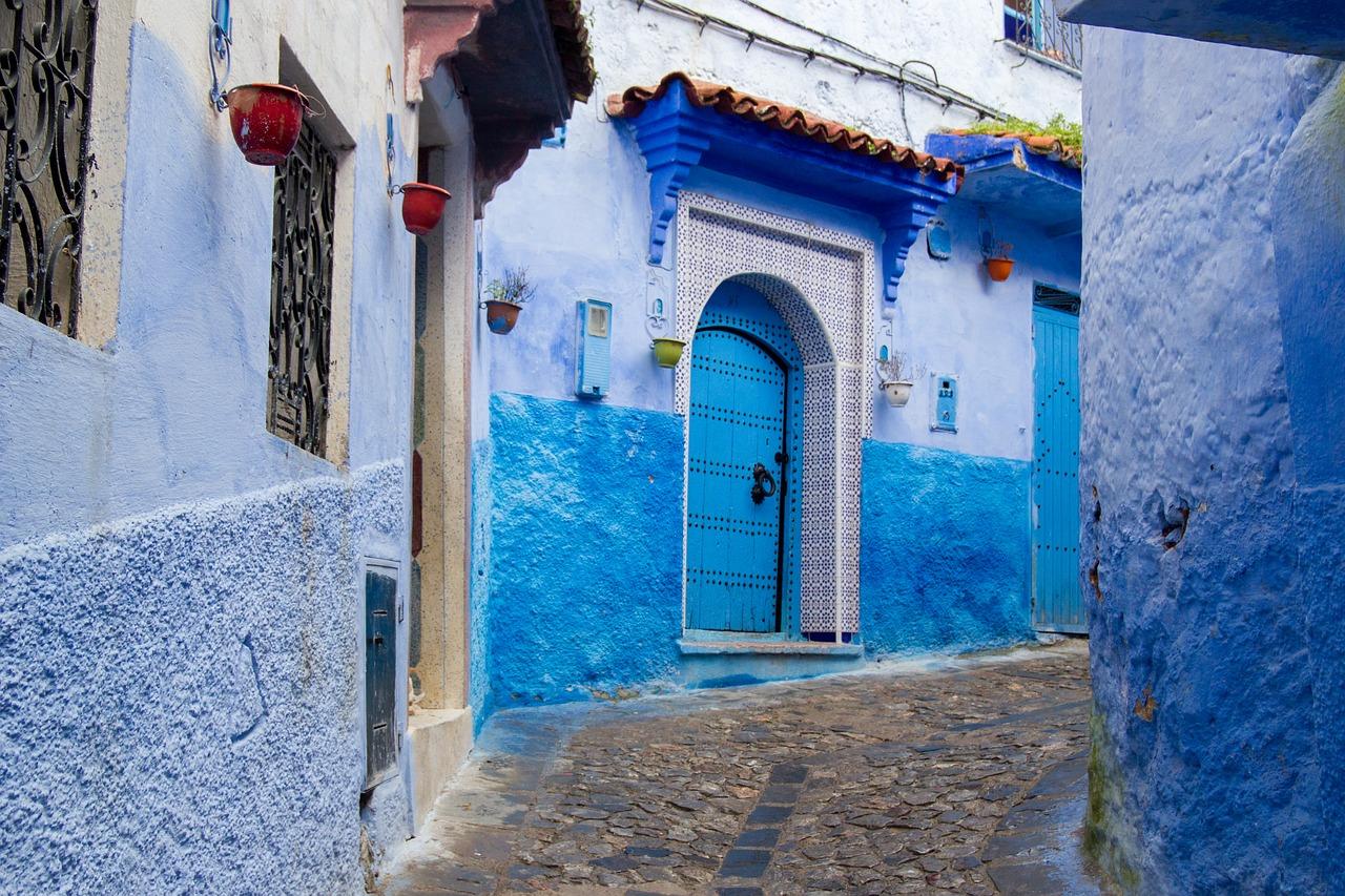 panorama sulle città imperiali del marocco