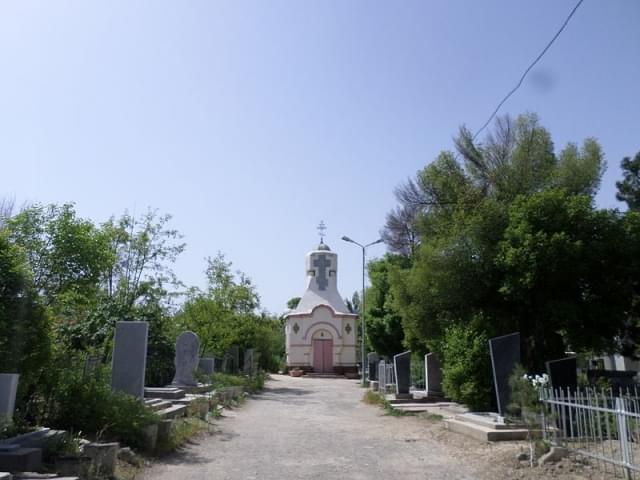 chapel in andijan