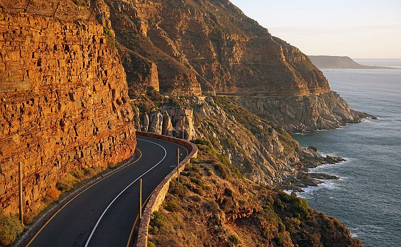 17 chapmans peak drive sud africa