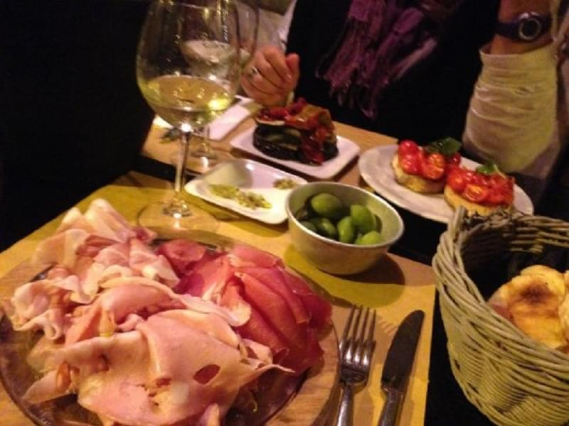 charlie vini e cucina