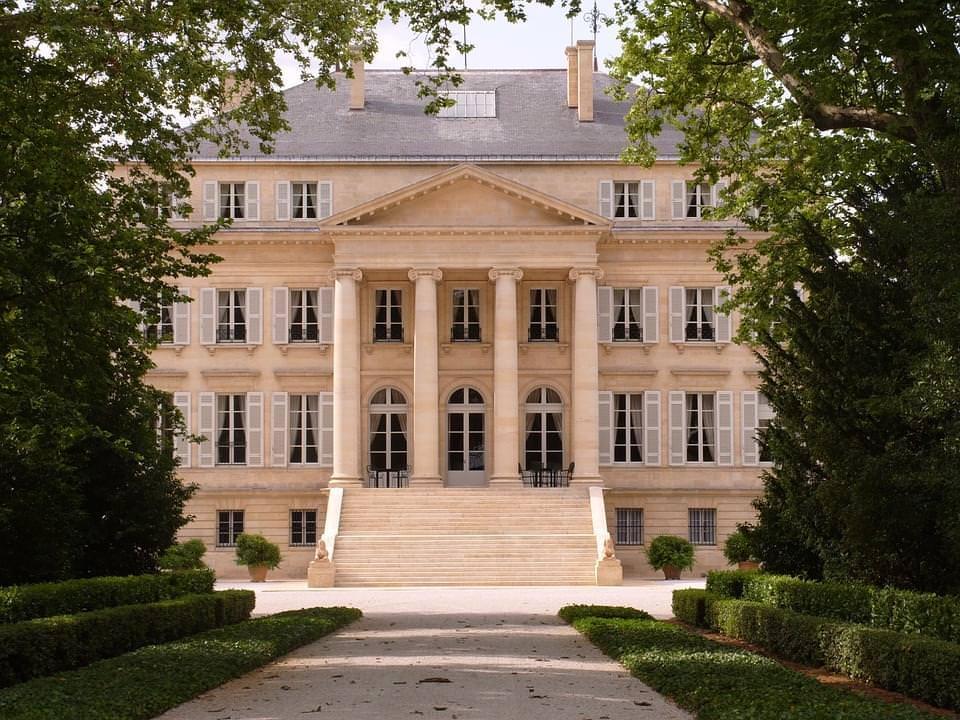 chateau margaux bodeaux