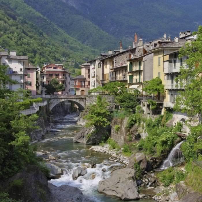 Chiavenna, Lombardia