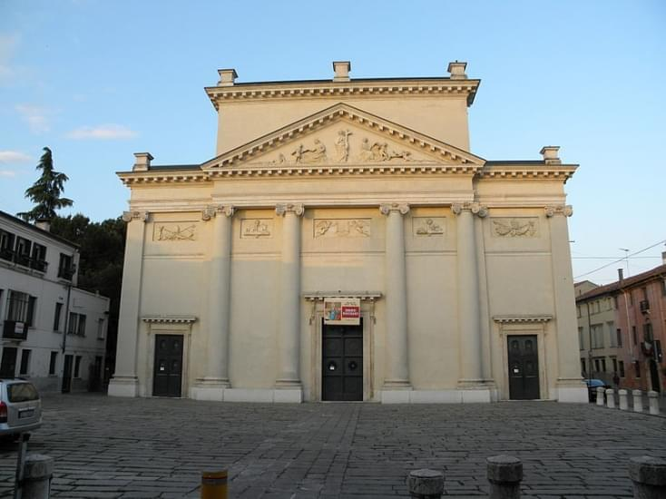 chiesa dei santi francesco e giustina