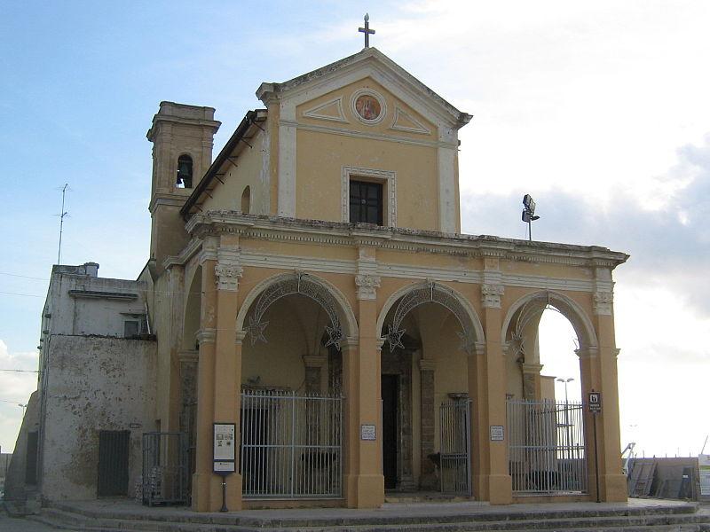 chiesa del canneto gallipoli 1