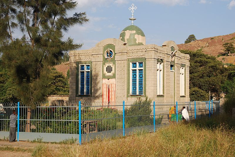 Chiesa di Nostra Signora Maria di Zyon