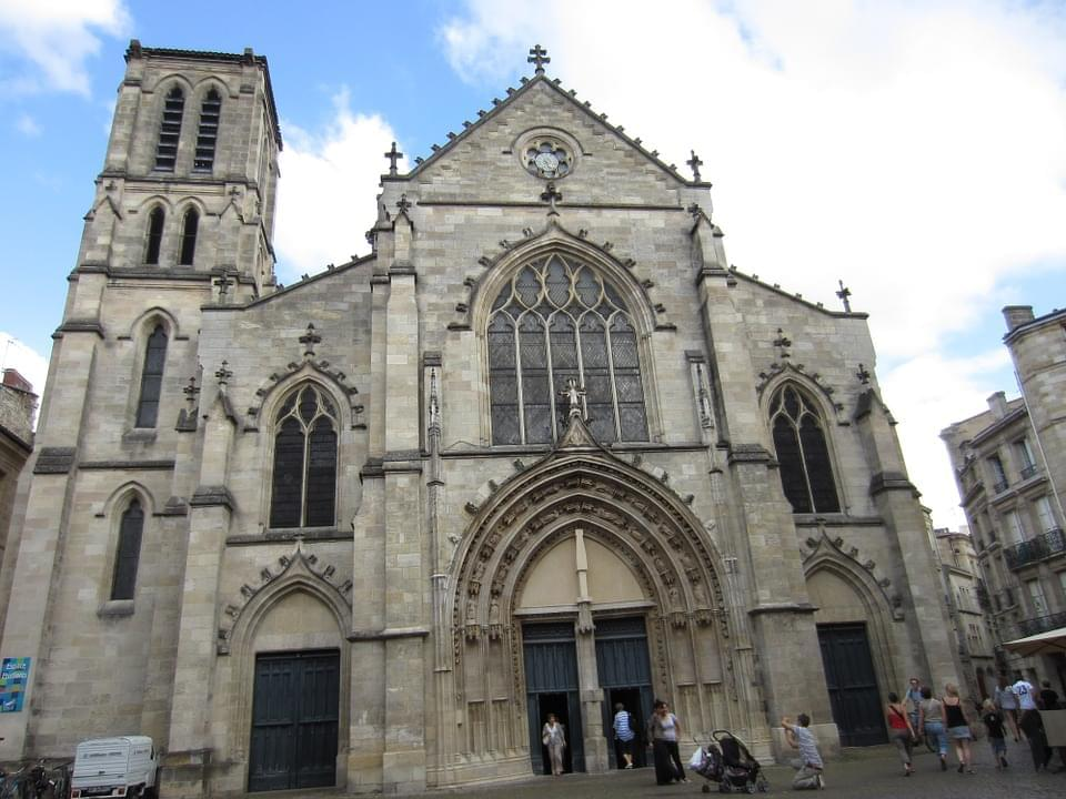 chiesa di sant pierre bordeaux