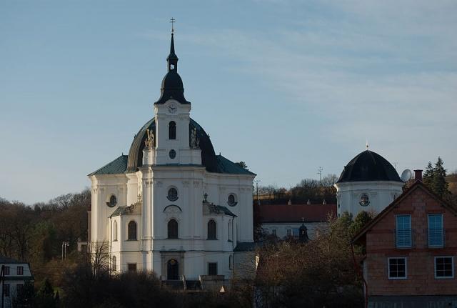 chiesa krtiny