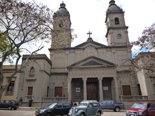 chiesa nostra signora del carmen a salto