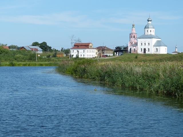 chiesa russia suzdal ortodossa 1