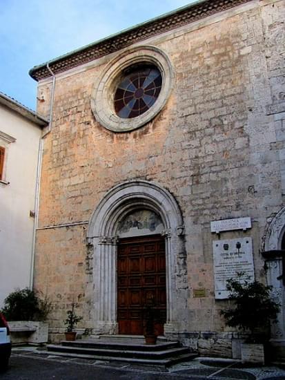 chiesa san francesco isernia