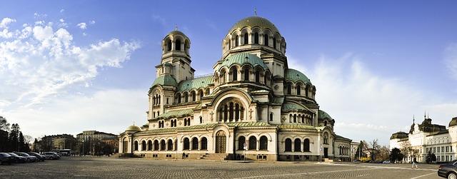chiesa sofia alexander nevski