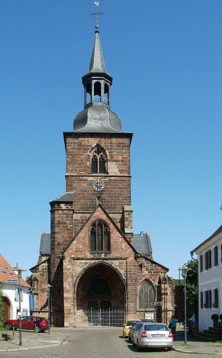 stiftskirche chiesa stoccarda