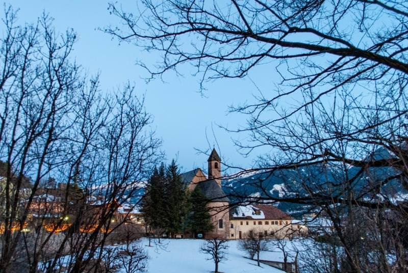 chiese e santuari val di fiemme