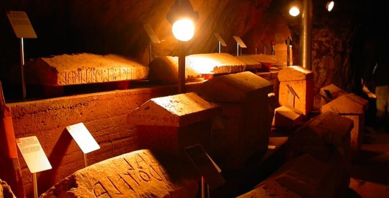 I sotterranei di Chiusi, Toscana