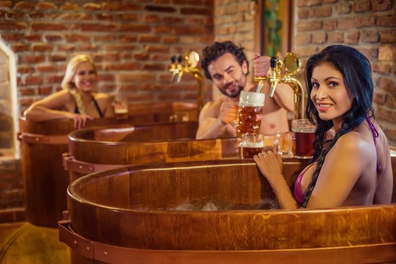 Chodovar Beer Spa