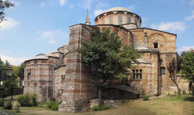 Chiesa di Chora, Istanbul