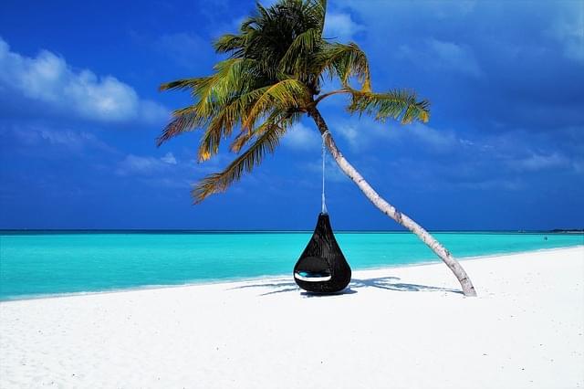 spiaggia di isola di christmas