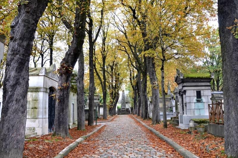 Cimitero di Père-Lachaise