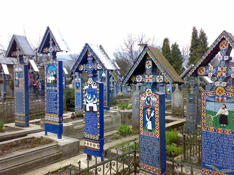 8 cimitirul vesel