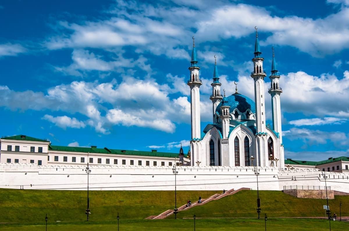 citta kazan architettura tatarstan